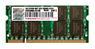 TRANSCEND 2GB SO-DIMM Jetram DDR2 800 (128Mx8)