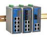 MOXA EDS-308-M-SC-T, 7 ports Industri Sw
