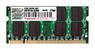 TRANSCEND 2GB SO-DIMM DDR2-PC6400/800 (128Mx8/CL5) (Alt. KTA-MB800/2G)