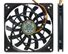 SCYTHE ''KAZE-JYU SLIM'' 100mm Case Fan - 1000rpm
