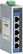 MOXA industriell switch 5port 10/100