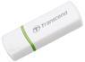 TRANSCEND Cardreader P5 USB2.0 White