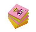 Notes POST-IT Super Sticky 76x76mm neon / POST-IT (3700694*5)