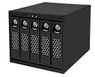 """RAIDSONIC ICY Dock HDD HotSwap cage for 5x3.5""""SATA-HDDs in 3x5.25"""" Slots"""
