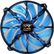 XIGMATEK XLF Series LED Fan - LED - Blue - 170mm