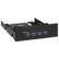 SHARKOON 4-Port USB3.0-Hub 3.5''