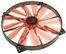 XIGMATEK XLF Series LED Fan - LED - Orange - 170mm