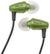 KLIPSCH Image S3 headset Lydisolerende in-ear ørepropper,  Grønn metallic