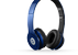 BEATS Beats by Dr.Dre Solo HD Sammenleggbar hodetelefon,  High Definition Sound, Control Talk, blå