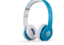 BEATS by Dr.Dre Solo HD Sammenleggbar hodetelefon,  High Definition Sound, Control Talk, lyseblå