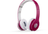 BEATS Beats by Dr.Dre Solo HD Sammenleggbar hodetelefon,  High Definition Sound, Control Talk, rosa