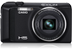 "CASIO Digitalcam Exilim ZR400 Black 16.1MP CMOS 12.5x Optical Zoom (24-300mm) 3"" LCD Full-HD Video High-Speed ISO:25600"