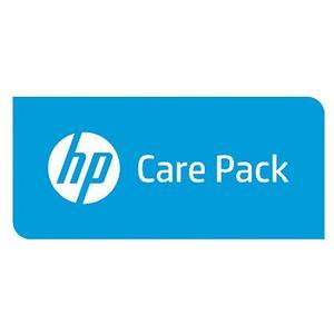 Hewlett Packard Enterprise 2 year Post Waranty 6-hour CTR MSA2000 Aray Hardware Support