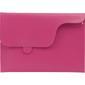 EPZI Sleeve case, portföljfodral i konstläder för surfplattor, rosa