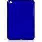 EPZI thermoplastskal för iPad mini, matt, transparent blå