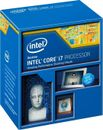 INTEL Intel® Core i7-4770K 3,5GHz Boxed CPU Socket 1150, 8MB, 84W, Boxed
