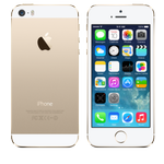 APPLE IPhone 5S 16GB Gold Unlocked (ME434KN/ A)