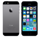 APPLE iPhone 5S 16 GB Space Grey Ulåst (ME432KN/ A)