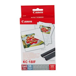 CANON KC-18IF INK LABEL SET F/CP-100 NS
