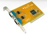 SUNIX PCI 2xSerieport 2 Stk RS232 9-pin
