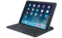 LOGITECH Ultra Thin Keyboard Cover - Tastatur - Bluetooth - Dansk/ Finsk/ Norsk/ Svensk - svart - for Apple iPad Air (920-005516)