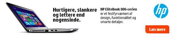NYHED: HP EliteBook 800 serie