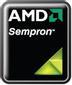 AMD CPU Sempron 130 2,60GHz AM3 512KB 45W Tray