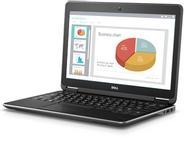"""DELL Latitude E7240 i5-4310U 8GB (1X8GB) 128GB SSD 12.5"""" HD AntiGlare SmartCard Fingerprint Cam Mic Intel HD 4400 Intel AC-7260/ BT Backlit Kb 4 Cell 65w Win7Pro64/ Win8 OS DVD 3YR NBD (7240-4893)"""