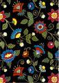 Presentpapper 57cmx154m china garden / CE SWEDEN BRANDS (861709)