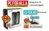 Alfa Network AWUS036AC 802.11ac Wi-Fi USB adapter Frequency 2.4GHz / 5GHz