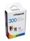 "POLAROID instant film 2X3"", 10 arkInstant film for PIC300 kamera"