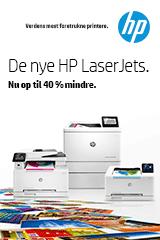 De nye HP LaserJets