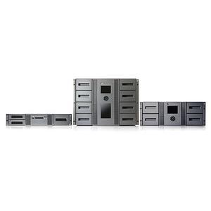 Hewlett Packard Enterprise StoreEver MSL2024 1 LTO-6 Ultrium 6250 FC Library with 24 LTO-6 Cartridges Bundle/TVlite
