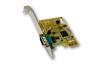 EXSYS EX-44041, 1 x seriell, PCI Express WHQL sertifisert