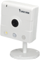 VIVOTEK IP8133 Nettverkskamera for hjem Høy oppløsning H.264, PoE, Høyttaler