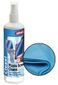 EDNET Reinigungs Set Spenderflasche und Microfasertuch