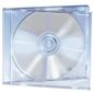 EDNET Leerhüllen CD Double Case 5er Pack transparent