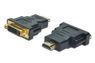 ASSMANN Electronic HDMI Adapter HDMI Typ A -> DVI(24+5) St/Bu