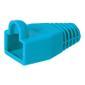 Coferro Cables Aflastningstylle for RJ45 blå