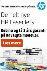 HP JetIntelligence 3 års garanti