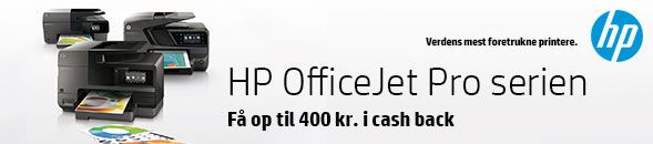 HP OfficeJet Pro Cash Back