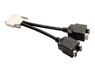 PNY Cable from VHDCI to 4x DisplayPort