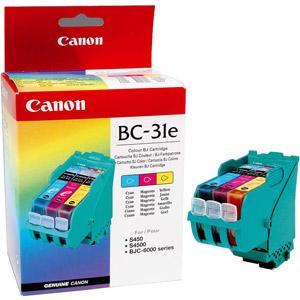 CANON BC-31E HUVUD+REFILL COLOR BJC6000 S450/S4500 NS