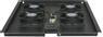 TOTEN Fläktpaket med 4 fläktar för 600/800x800 skåp