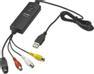TERRATEC Grabby, videograbber med USB-anslutning och programvara