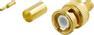 DELTACO krimpkontakt för koaxialkablage, BNC, RG58/U & 3C-2V, guldpl.
