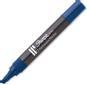 SHARPIE permanent märkpenna, blå, W10, sned, 12-pack, blå