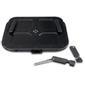 MACLOCKS iMac Lock, Lås för iMac, roterbar 360°, två nycklar, svart