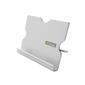 """GeChic Stand4 stöd för surfplattor/monitorer  från 7"""", 4 lägen,metall, silver"""