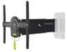 """ERARD TWiSTiT 400, väggfäste med arm för tv-apparater,30-52"""",30kg,"""